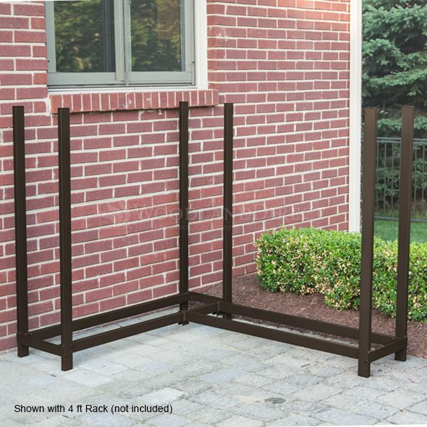Woodhaven 4' Extension Kit - Brown image number 3