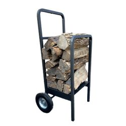 Woodhaven Firewood Cart