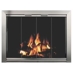 Wayland Bloomfield Standard Masonry Fireplace Door
