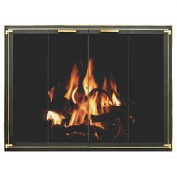 Wayland Overbrook Standard Masonry Fireplace Door