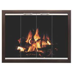 Wayland Tahoe Zero Clearance Fireplace Door