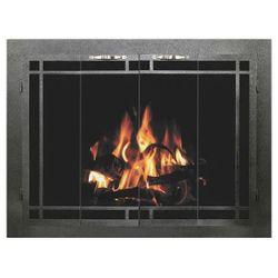 Wayland Charlotte Standard Masonry Fireplace Door
