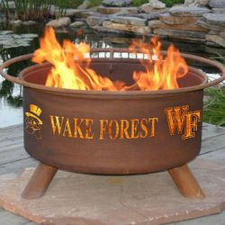 Wake Forest Wood Burning Fire Pit