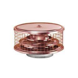 WeatherShield Air Cooled Copper Chimney Cap