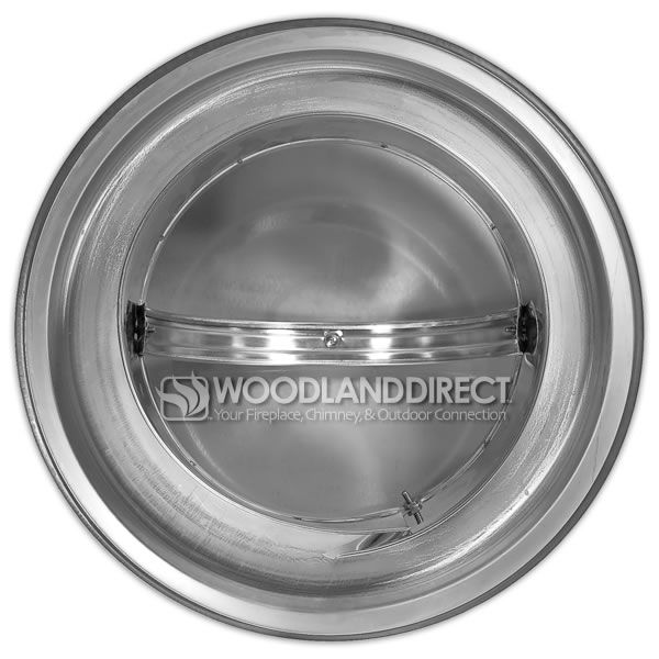 WeatherShield Solid Pack Stainless Steel Chimney Cap image number 1