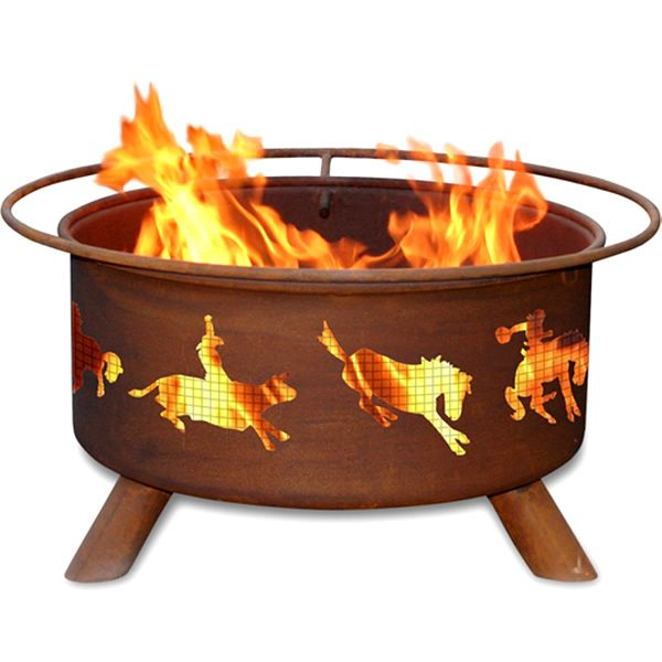 Western Fire Pit image number 0