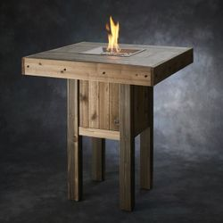 Westport Pub Gas Fire Pit Table