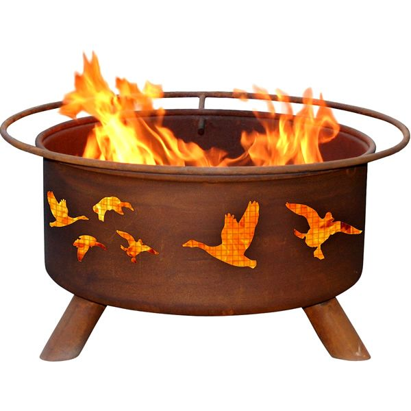 Wild Ducks Fire Pit image number 0