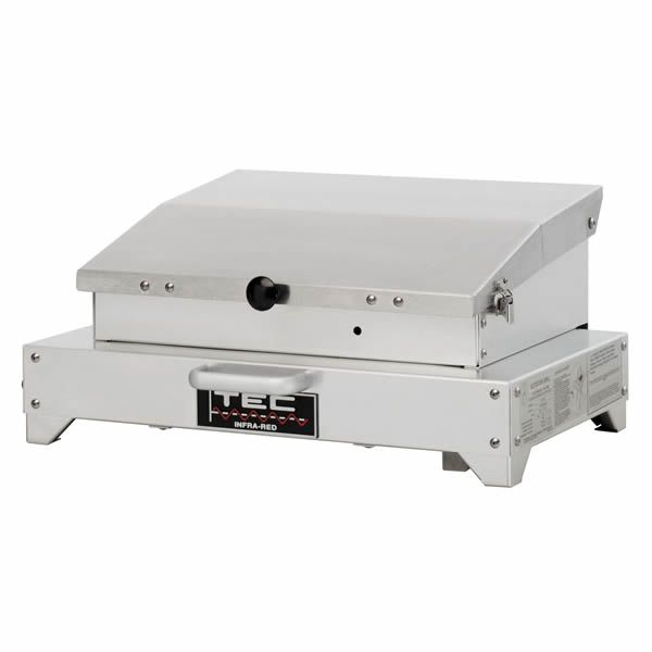 """TEC Cherokee FR Portable Infrared Propane Grill - 23"""" image number 2"""