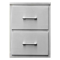TEC Double Drawer - 18""