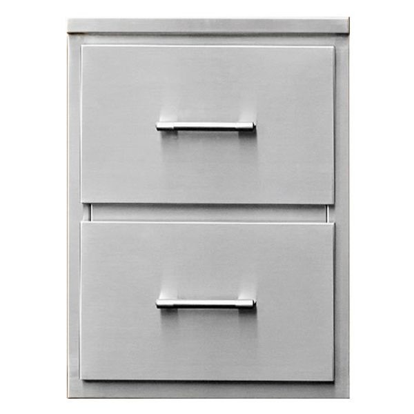 """TEC Double Drawer - 18"""" image number 0"""