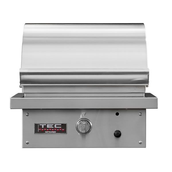 "TEC Sterling Patio FR Built-In Infrared Gas Grill - 26"" image number 0"