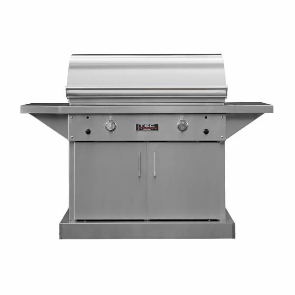 "TEC Sterling Patio FR Pedestal Infrared Gas Grill - 44"" image number 0"