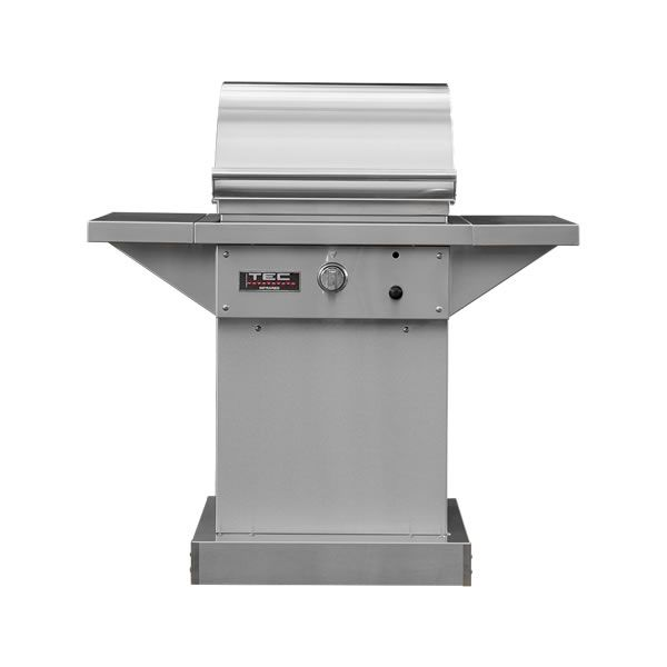"TEC Sterling Patio FR Pedestal Infrared Gas Grill - 26"" image number 0"