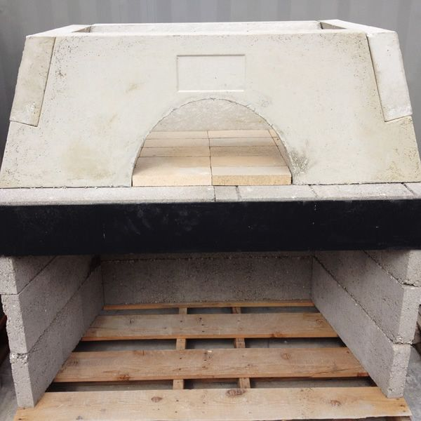 Toscana Wood Fired Masonry Pizza Oven image number 5