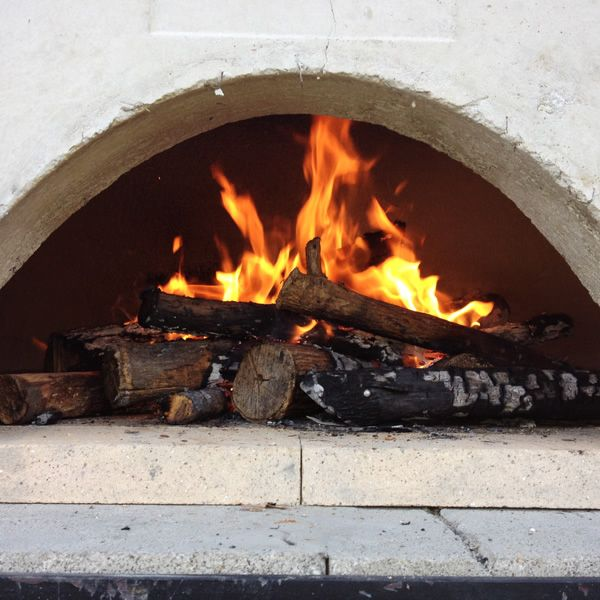 Toscana Wood Fired Masonry Pizza Oven image number 7