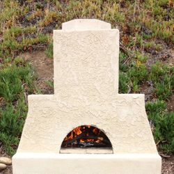 Toscana Wood Fired Masonry Pizza Oven