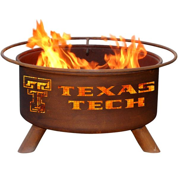 Texas Tech Fire Pit image number 0
