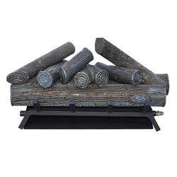 "18"" Steel Log Set - Propane"