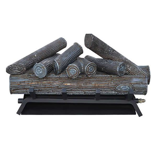The Outdoor Plus Steel Outdoor Gas Log Set image number 0