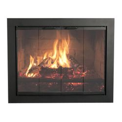 Thermo-Rite Heritage 2 Fireplace Glass Door