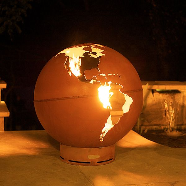 Third Rock Gas Fire Pit image number 1