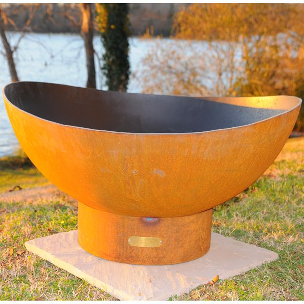 Tidal Gas Fire Pit image number 1