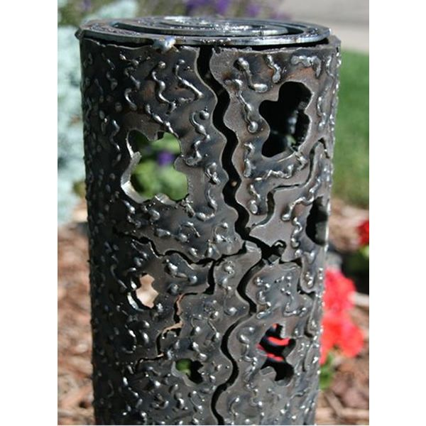 "TimberCraft Metal Art Premium Steel Fire Pit Gas Logs - 16"" image number 5"