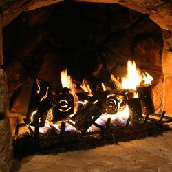 TimberCraft Metal Art Premium Outdoor Steel Gas Logs-Custom