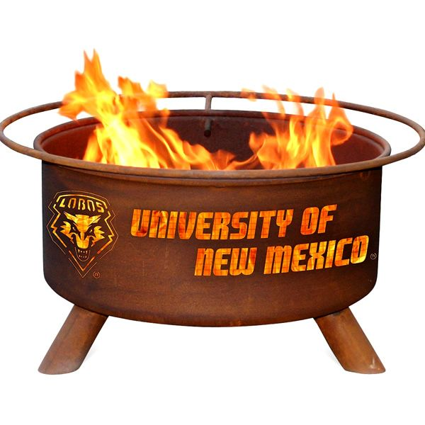 U of New Mexico Fire Pit image number 0
