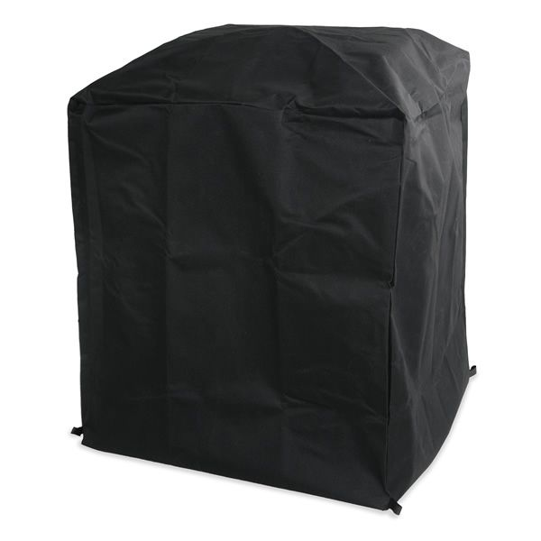 Uniflame Grill Cover for Deluxe Cart-Mount Charcoal Grill image number 0