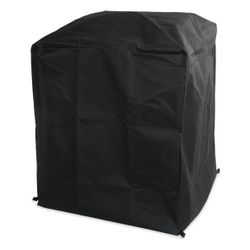 Uniflame Grill Cover for Deluxe Cart-Mount Charcoal Grill