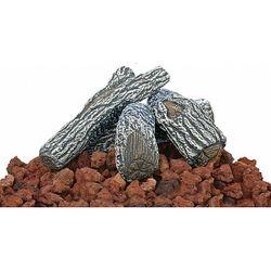 Uniflame Lava Rock/Log Kit
