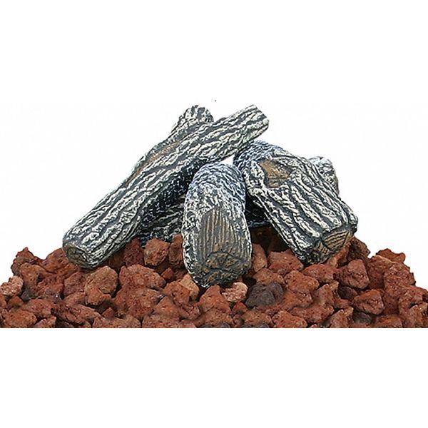 Uniflame Lava Rock/Log image number 0