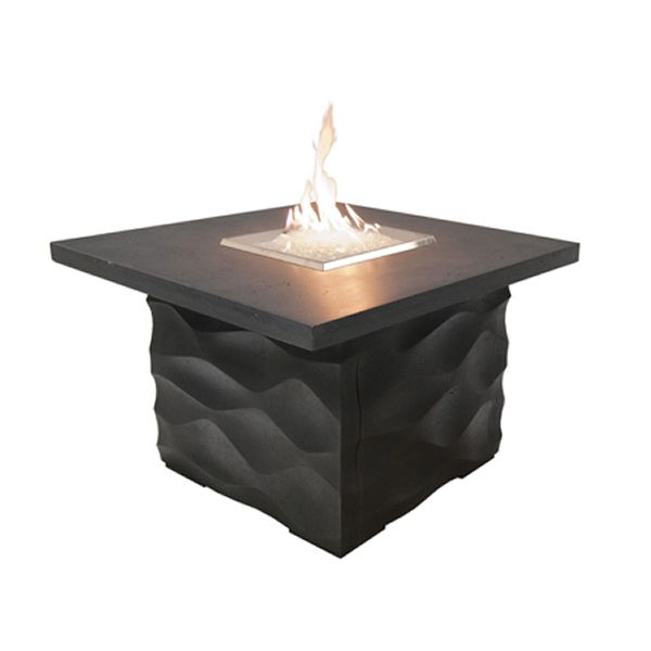 Voro Outdoor Gas Fire Pit Table image number 1