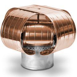 Vacu-Stack Solid Pack Copper Chimney Cap