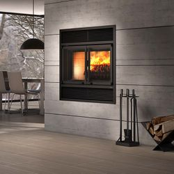 Valcourt Beaumont Wood Fireplace