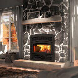 Valcourt FP10R Lafayette II Wood Fireplace