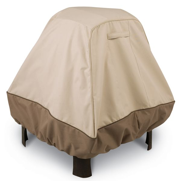 Veranda X-Large Stand-up Fire Pit Cover image number 0