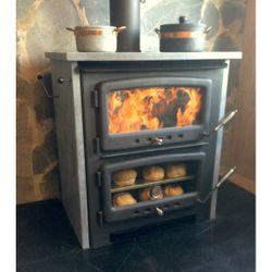 Vermont Bun Baker XL 850 Wood Cook Stove