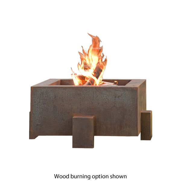 "Vesta Fia Steel Gas Fire Pit - 38"" image number 0"