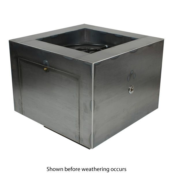 "Vesta Fia Steel Gas Fire Pit - 30"" image number 5"