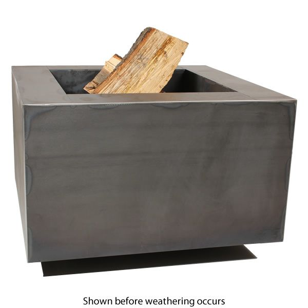 "Vesta Fia Steel Wood Burning Fire Pit - 30"" image number 1"