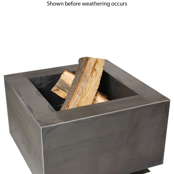 "Vesta Fia Steel Wood Burning Fire Pit - 30"" image number 2"