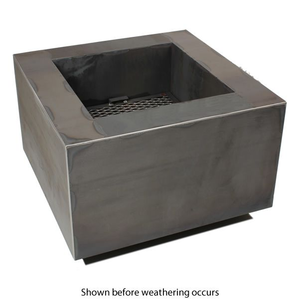 "Vesta Fia Steel Wood Burning Fire Pit - 30"" image number 3"
