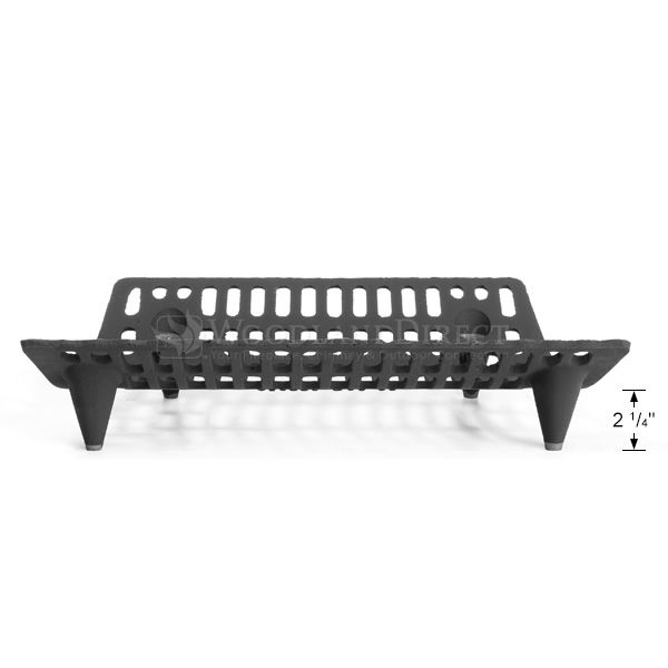 "Self-Feeding Fireplace Grate - 26 1/2"" image number 2"