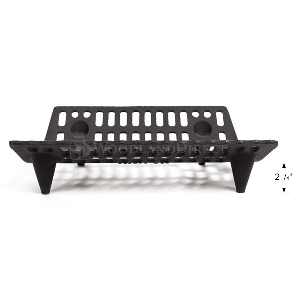 "Self-Feeding Fireplace Grate - 23 3/4"" image number 2"