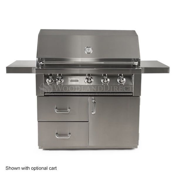"Vintage Built-In Gas Grill - 42"" image number 0"