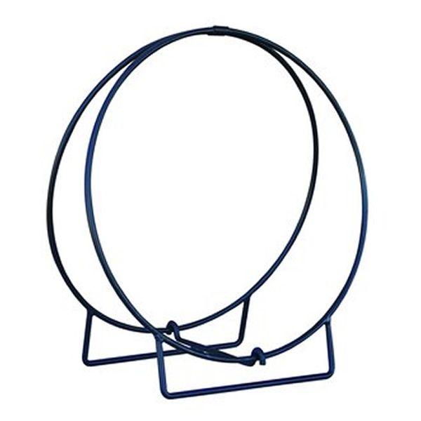 """Uniflame Black Diameter Log Hoop - 36"""" image number 0"""